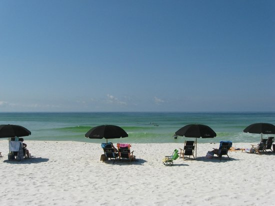 The Breakers at Fort Walton Beach: View to Water