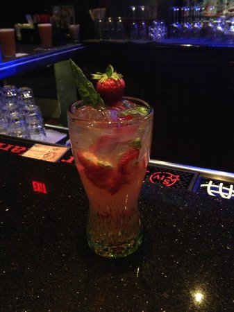 Gilbert, Аризона: Basil Berry Lemonade