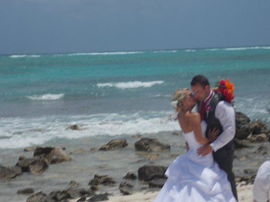 Dreams Tulum Resort & Spa: Boda en playa