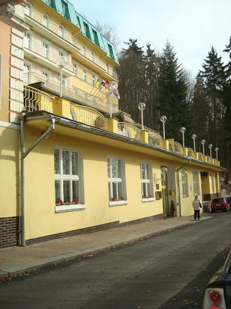 Photo of Spa Hotel Vltava Marianske Lazne