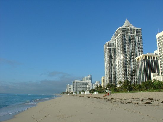 Miami Beach Resort and Spa: hotel