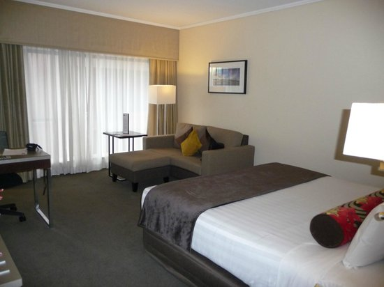 Rendezvous Grand Hotel Auckland: Room Views