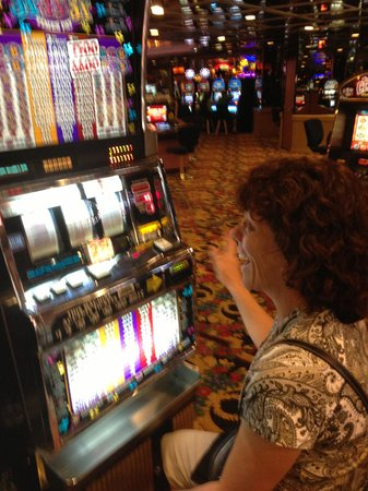 John Ascuaga's Nugget Casino Resort: A big variety of slot machines to choose from