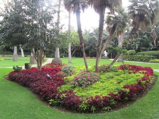 Hotel Botanico & The Oriental Spa Garden: Beautiful gardens!