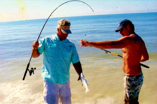 Guy Harvey Outpost, a TradeWinds Beach Resort: Fishing on St. Pete Beach