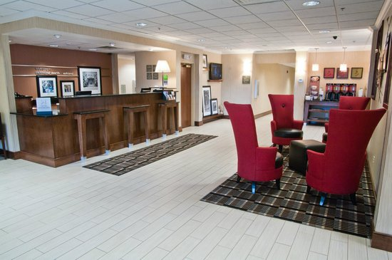 ‪Hampton Inn Richmond North / Ashland‬