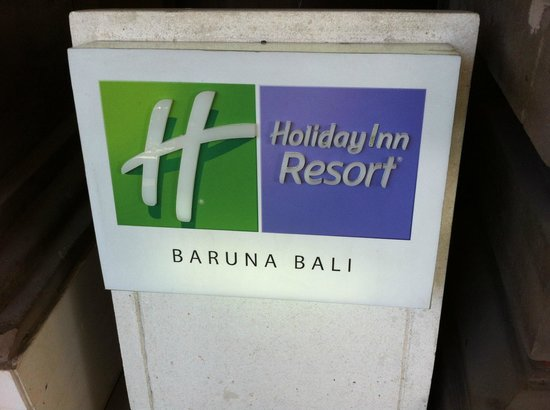 Holiday Inn Resort Baruna Bali: 홀리데이인