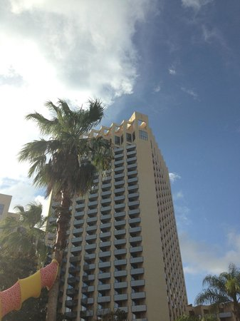 Buena Vista Palace Hotel & Spa: Tower of terror