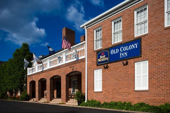 BEST WESTERN Old Colony Inn