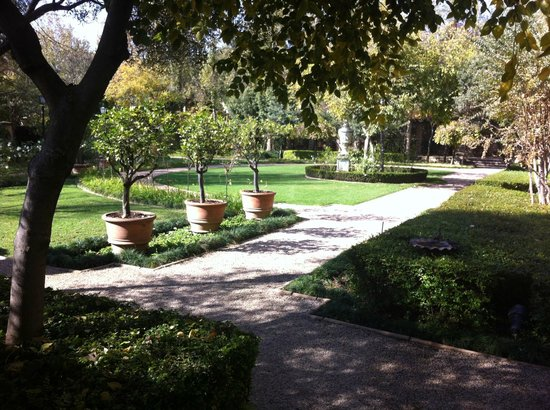 Fourways, South Africa: Gardens