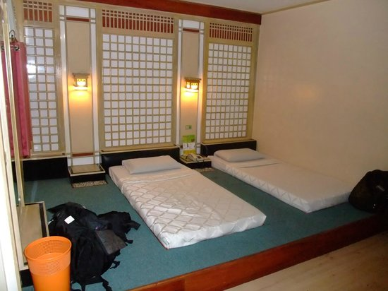 Shogun Suite Hotel: Room 624