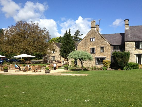 Mill House Hotel: Hotel grounds