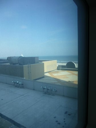 Caesars Atlantic City: view