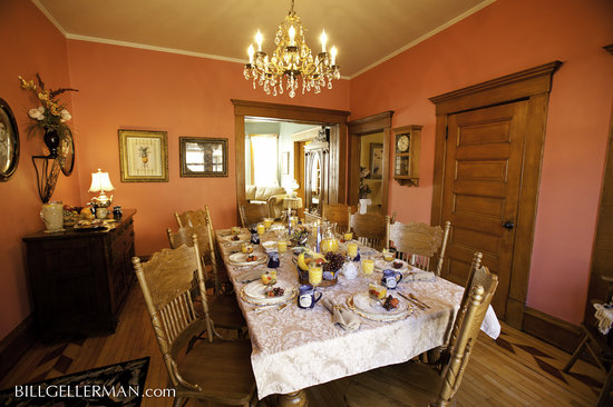 Franklin Inn on Durkee: Dining Room