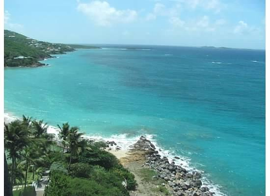 Marriott Frenchman's Reef & Morning Star Beach Resort: St Thomas