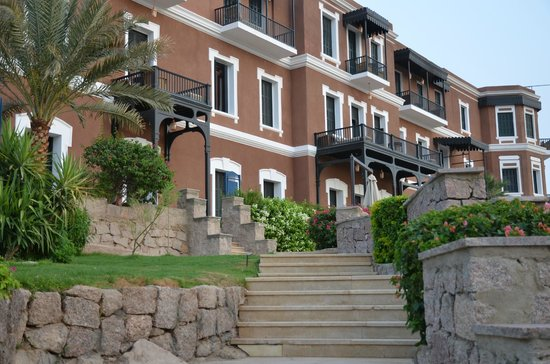 Sofitel Legend Old Cataract Aswan : Hotel external view