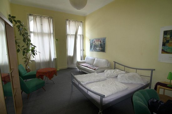 Photo of Fabians Cozy Crazy Jungle Hostel Berlin