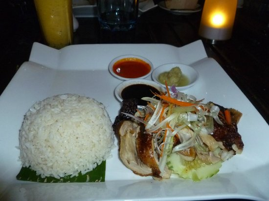 Holiday Inn Resort Penang: Hotel evening meal