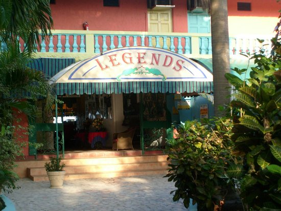 Legends Resort: Legends