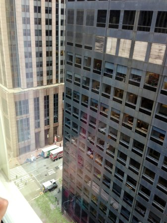 Cassa Hotel New York : View from our room on the 20th floor