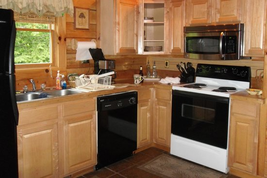 Rockbridge, OH : Kitchen
