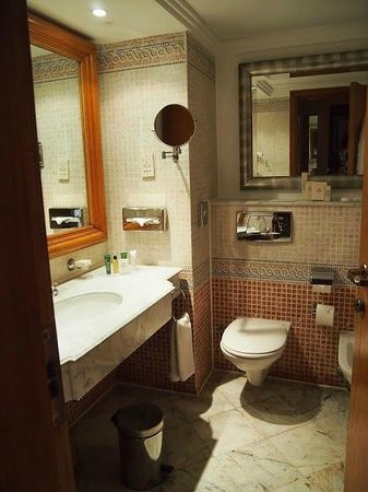 Hilton Sharm Dreams Resort: Bathroom
