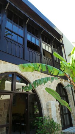 Spirit of the Knights Boutique Hotel: architecture...
