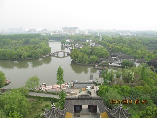 Jiaxing South lake
