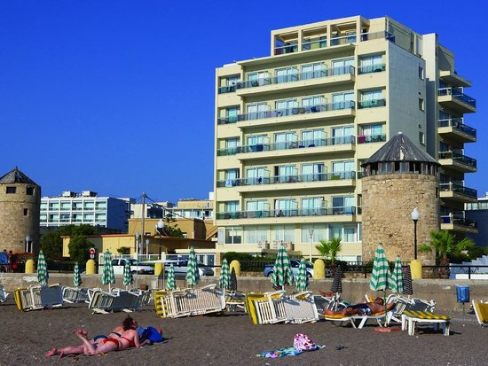 Photo of Hotel Riviera Rhodes