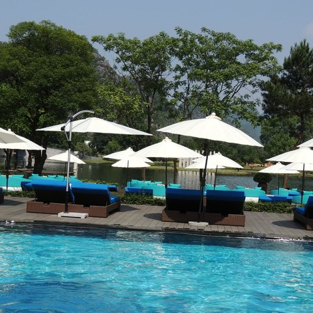 Swimming Pool Picture Of Club Med Guilin Guilin