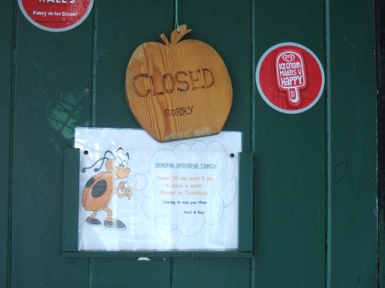 ‪‪Powys‬, UK: CLOSED!!!‬