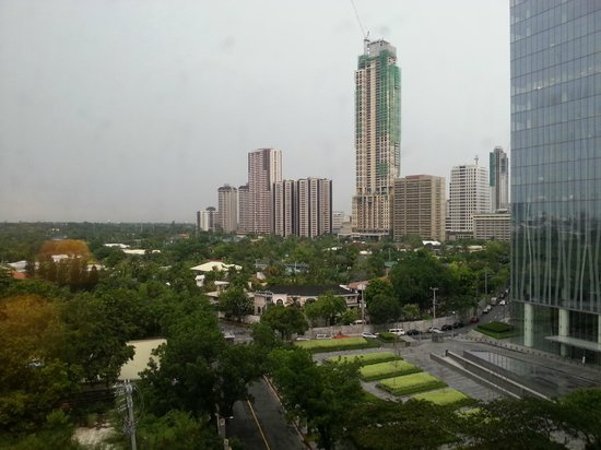 Mandarin Oriental, Manila: View from our Room
