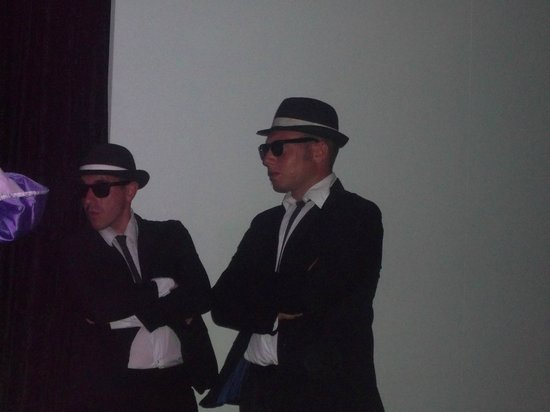 Invisa Hotel Club Cala Blanca : blues brothers (reps show)