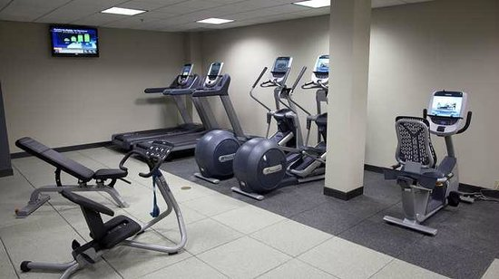 DoubleTree by Hilton Hotel Williamsburg: Fitness Center