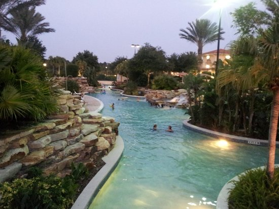 Holiday Inn Club Vacations Orlando - Orange Lake Resort: Lazy River