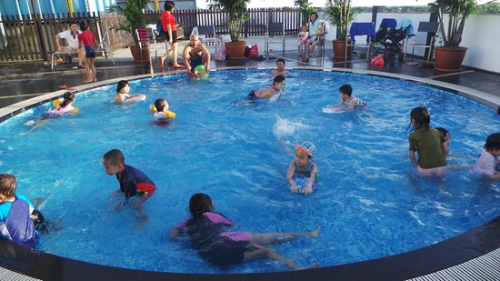 Swimming Pool At The Top Floor Of Hotel Picture Of Taiping Lake Gardens Taiping Tripadvisor