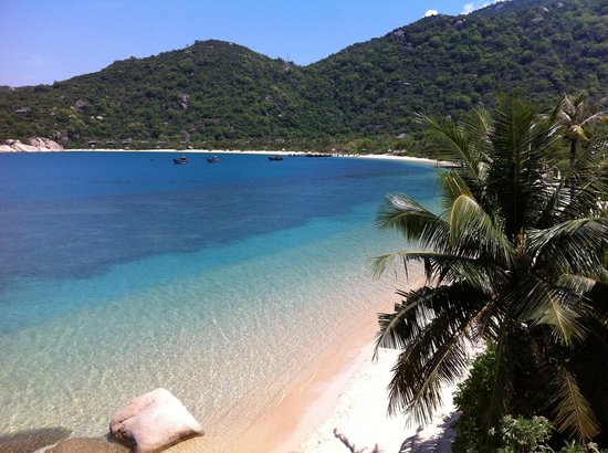 Six Senses Ninh Van Bay: Amazing view