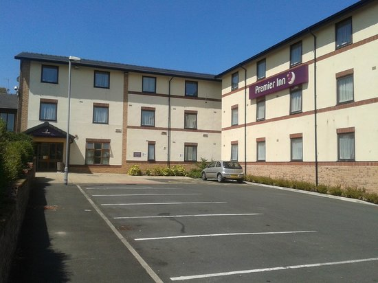 Premier Inn Blackburn South: Blackburn Central Premier Inn
