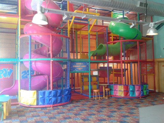 Premier Inn Blackburn South: The Fun Factory