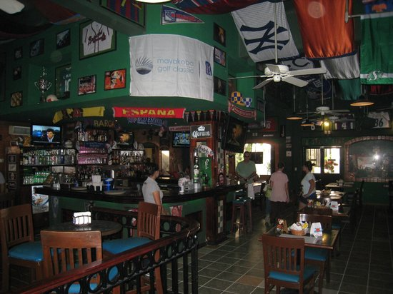 El Tukan: The Sports Bar on our all inclusive plan