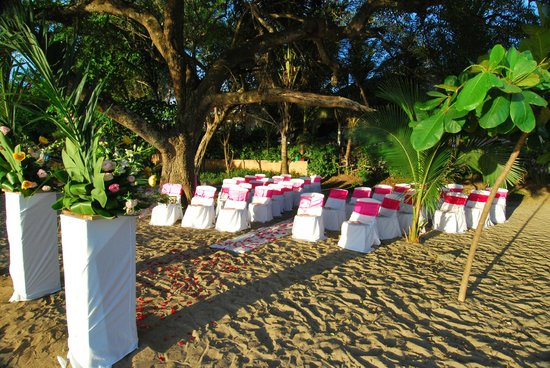 Barcelo Langosta Beach: Ceremony