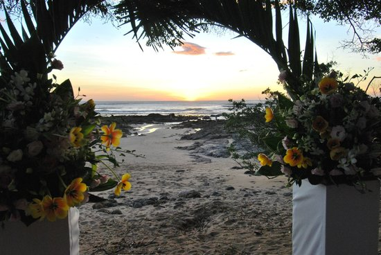 Barcelo Langosta Beach: Our Ceremony Backdrop