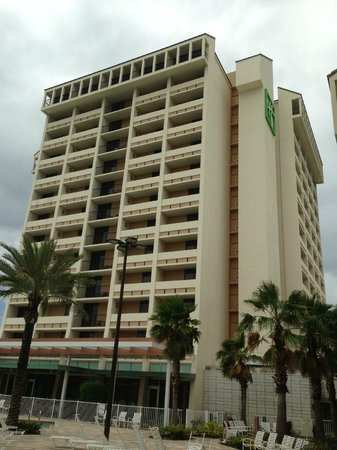 Holiday Inn Lake Buena Vista Downtown: Hotel Tower