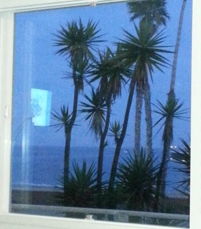 Beach Street Inn and Suites: view from room 201