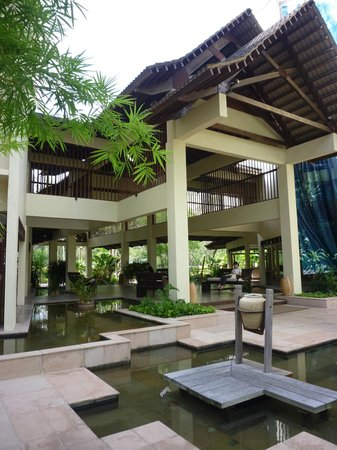 Tanjung Rhu Resort: hotel interior