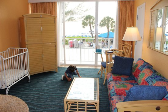 Guy Harvey Outpost, a TradeWinds Beach Resort: Good view from 2nd floor