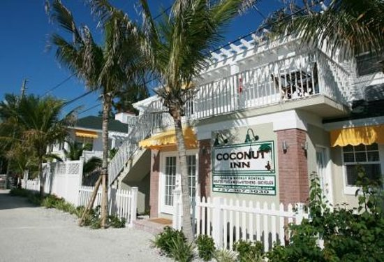 Coconut Inn Office