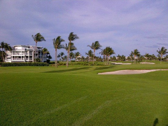 South Seas Island Resort: Golf course