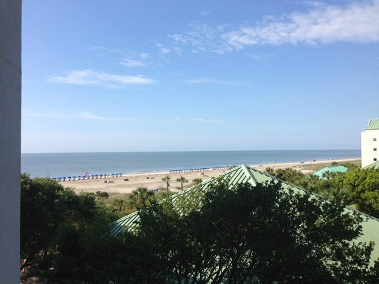 The Westin Hilton Head Island Resort & Spa: Ocean View