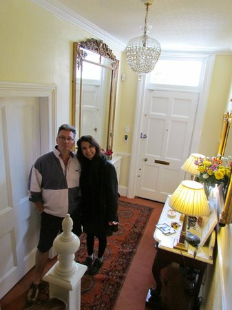 Sedgehill House: Richard (owner) and Sally
